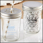 Personalized Printed Mason Jar - Little Prince (Set of 12)